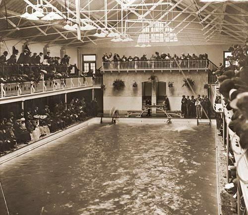 Old Swimming Baths Heene Road Worthing Hahmoja Pinterest Worthing Swimming And Roads
