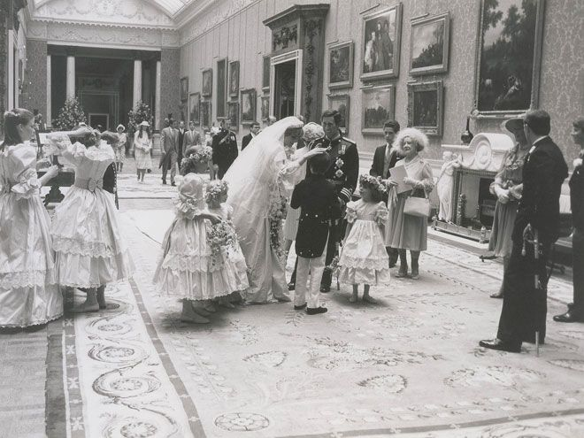 90 best images about wedding of prince charles and lady for 32 princess of wales terrace