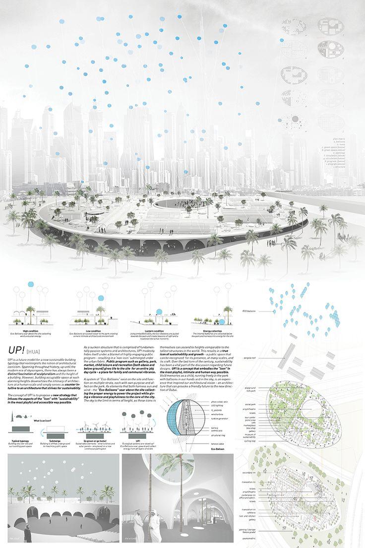 Arch 346: Competition Elective: ARCHmedium: Dubai Global Energy Forum - Justin Lai and Jack Lipson