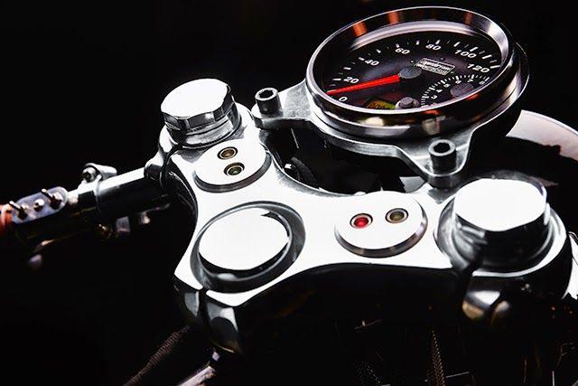 Harley Sportster:: Mandrill Garage. | 8negro