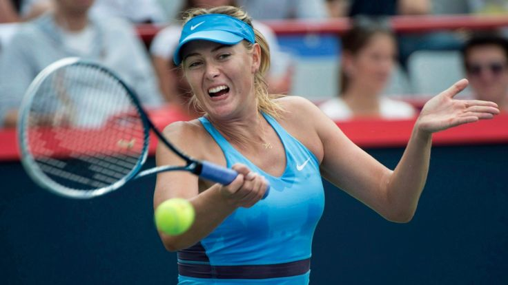 """The Associated Press   Russian tennis star Maria Sharapova will miss next week's Rogers Cup in Toronto due to an injury. Organizers say she is suffering from """"pain in her left forearm."""" Toronto's Bianca Andreescu will take Sharapova's wild-card spot in the... - #Arm, #CBC, #Cup, #Injury, #Maria, #Rogers, #Sharapova, #Sports, #Toronto, #World_News"""