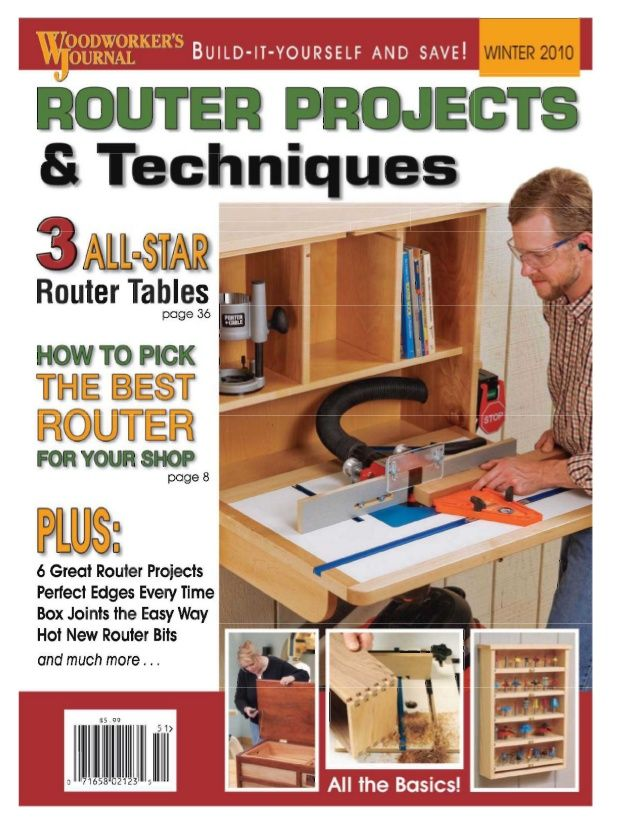 Router Projects If you are looking for great tips on woodworking, then http://www.woodesigner.net can help!