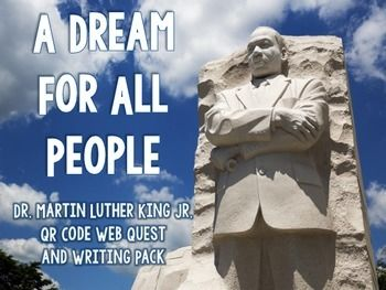 My Martin Luther King Jr. Resource made the TpT blog! Be sure to check it out!