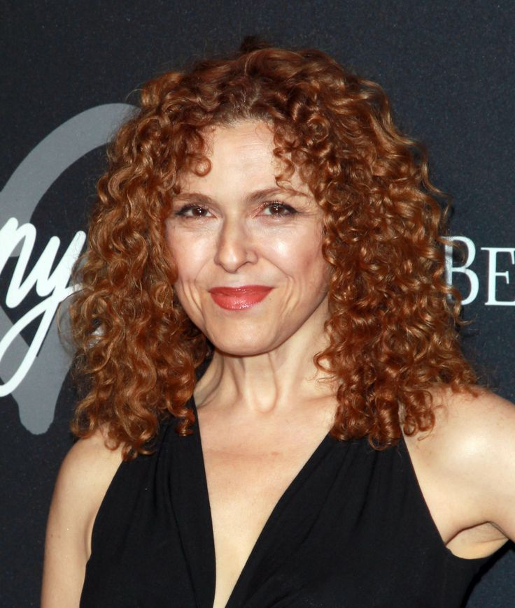 Bernadette Peters | FASHIONABLE LOOKS | Curly hair styles ...