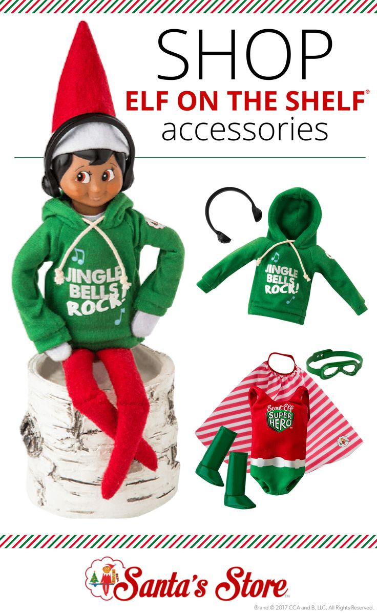 Claus Couture Collection | Elf Clothes | Elf Clothing | Elf on the Shelf Ideas