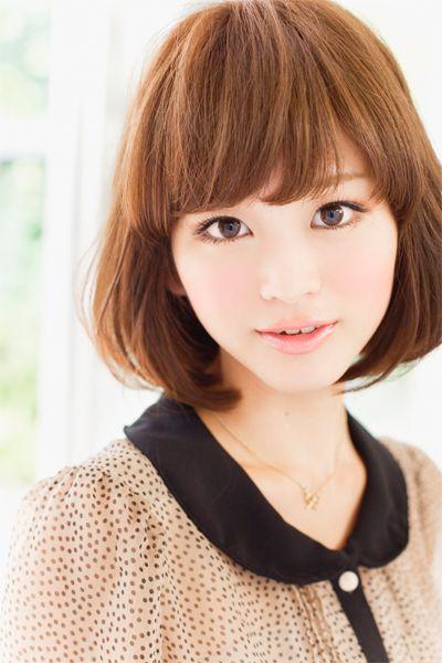 LADYSショート [モデル:土田 紗友実/スタイリスト:山田 あさみ] | ヘアスタイル・髪型 | 美容室 リップス