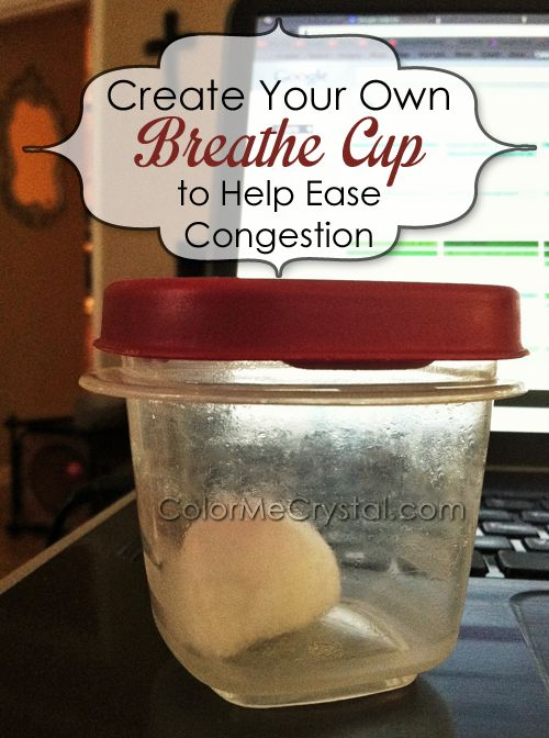 doterra essential oils breathe cup for congestion relief