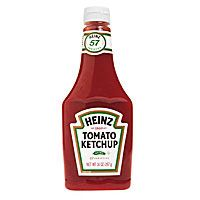 the ONLY ketchup