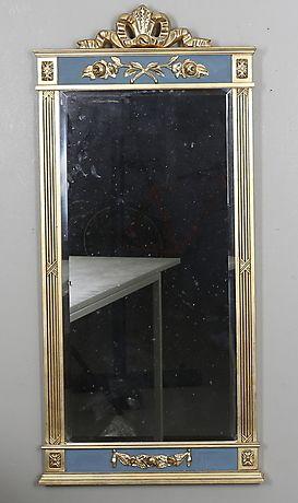 SPEGEL, gustaviansk stil, 1900-tal. Speglar – Auctionet