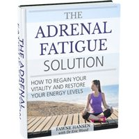 Supplements For Adrenal Fatigue | Adrenal Fatigue Solution