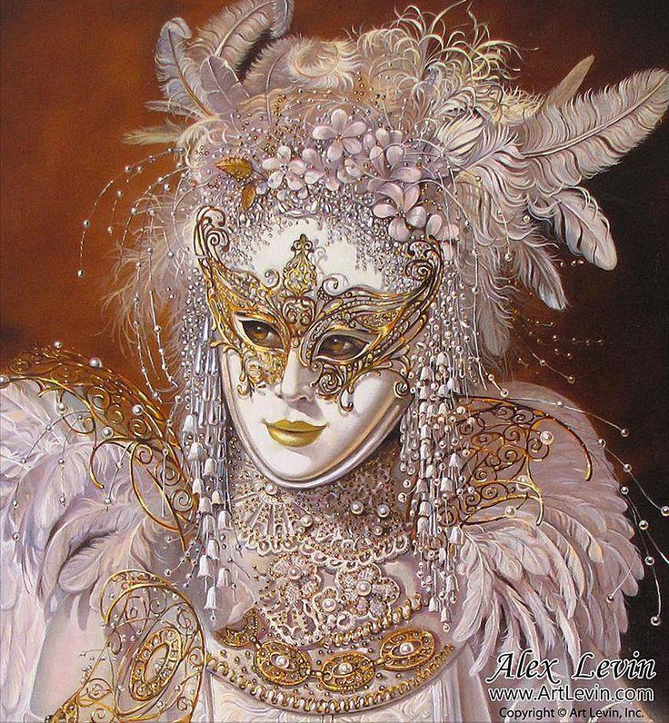 Венецианский карнавал, Круженье масок, лицедейство... | Alex Levin. Обсуждение на LiveInternet - Российский Сервис Онлайн-Дневников