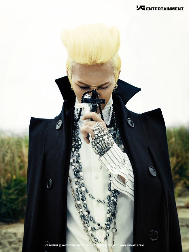 #GDragon [1st Mini Album : One Of A Kind] 2012.09