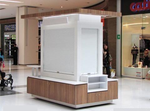 Kioscos comerciales kioskos kioscos para centros for Muebles para comercio