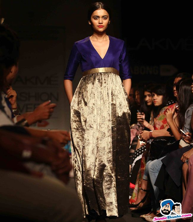 Sanjay Garg Show at LFW 2014 Picture # 275417