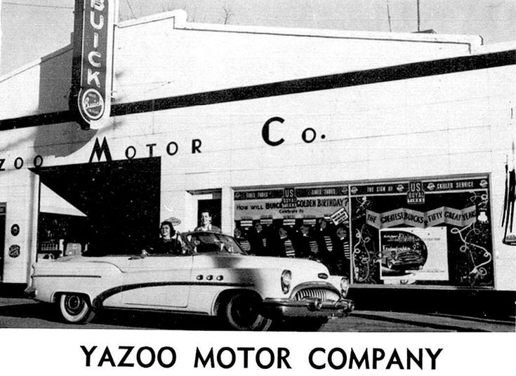 It's a Yazoo Buick!… Yazoo City, MS