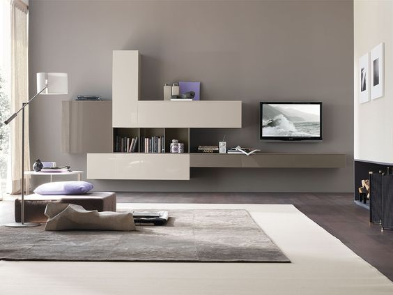 Mobili per soggiorno: parete attrezzata C102 | gruppotomasella.it