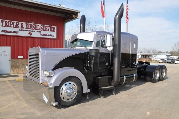 Custom Semi Truck Inventory Rigs Day Cabs Sale Financing