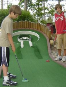 Wildwedge Mini Golf Course Voted Best Miniature Golf in Minnesota