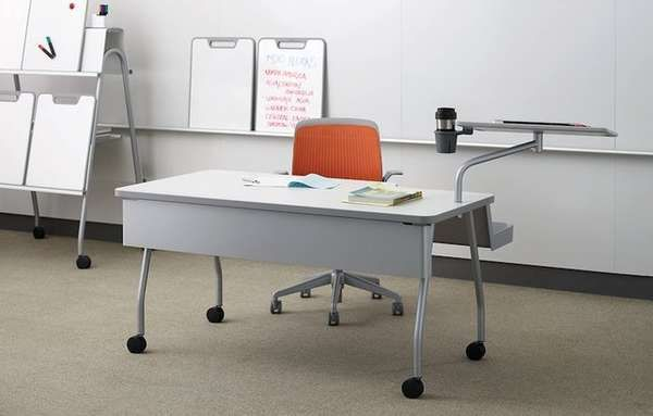 Modular Classroom Desks ~ Best images about modular furniture for library