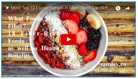 What Foods Have Fiber? 18 Fiber-Rich Foods as… http://www.samley.co/what-foods-have-fiber-18-fiber-rich-foods-as-well-as-health-benefits/