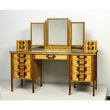 C1919 Dressing Table, Omega, Victoria And Albert Museum. Dressing AreaDressing  TablesDressing Table VanityArt Deco ...