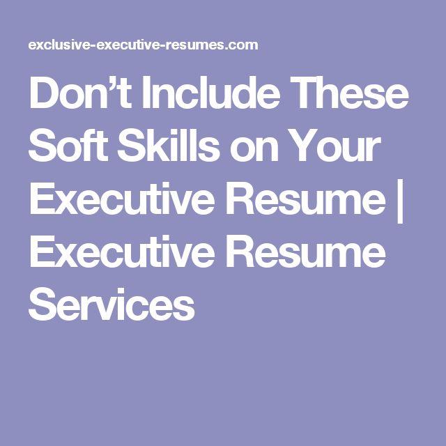 25+ unique Executive resume ideas on Pinterest Executive resume - resume for executives