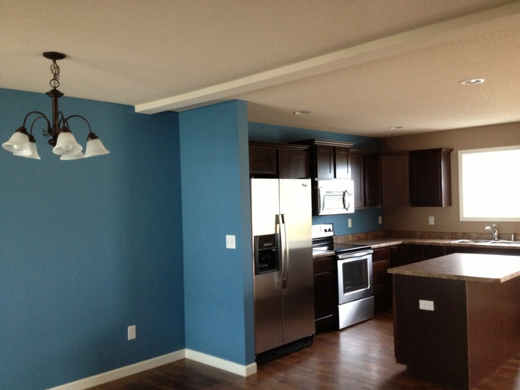 Sherwin Williams Secure Blue Decor For When I Get My