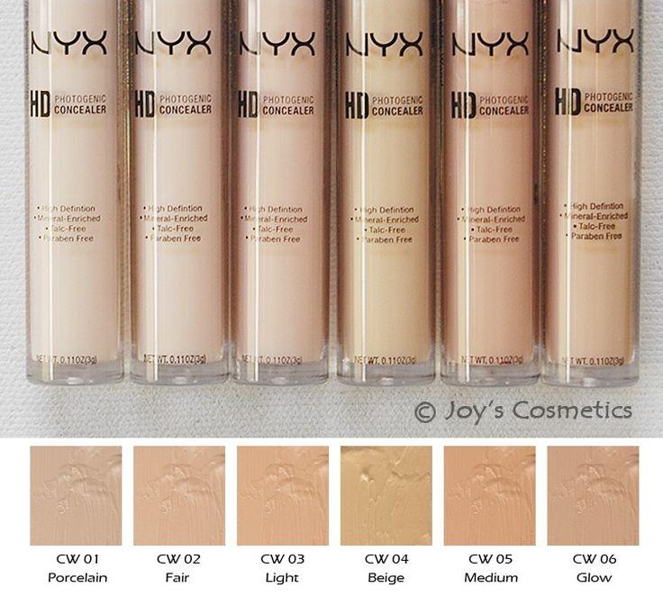 NYX concealer. eBay Image Hosting at www.auctiva.com