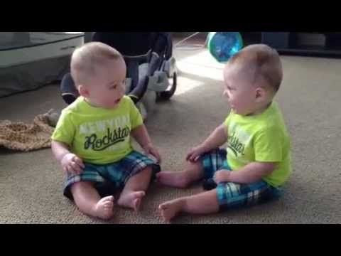 Boy Girl Twin Nature Vs Nurture