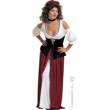#medieval #deguisement #fancy #femme #costume #dress