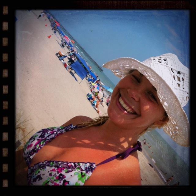 La véritable beauté de Myrtle Beach se trouve en premier plan!