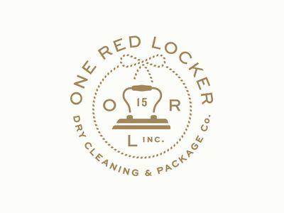 One Red Locker
