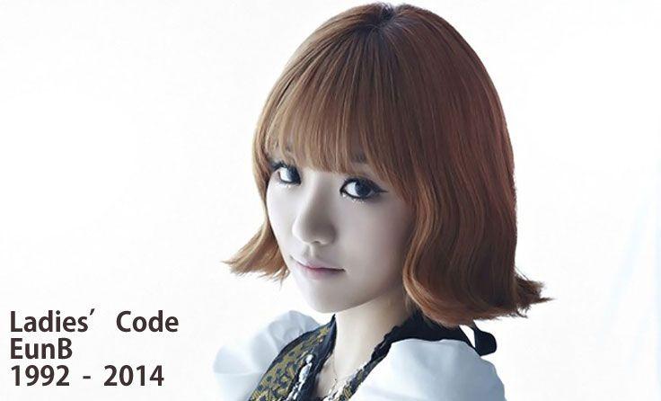 Ladies' Code EunB R.I.P