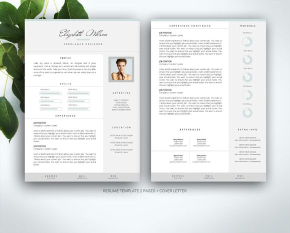 97 best Resume Design images on Pinterest Resume design, Resume - Different Resume Styles