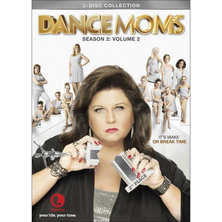 Dance Moms: Season 2, Vol. 2 [3 Discs]