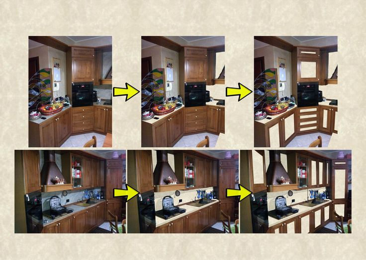 Progetto cucina abitazione