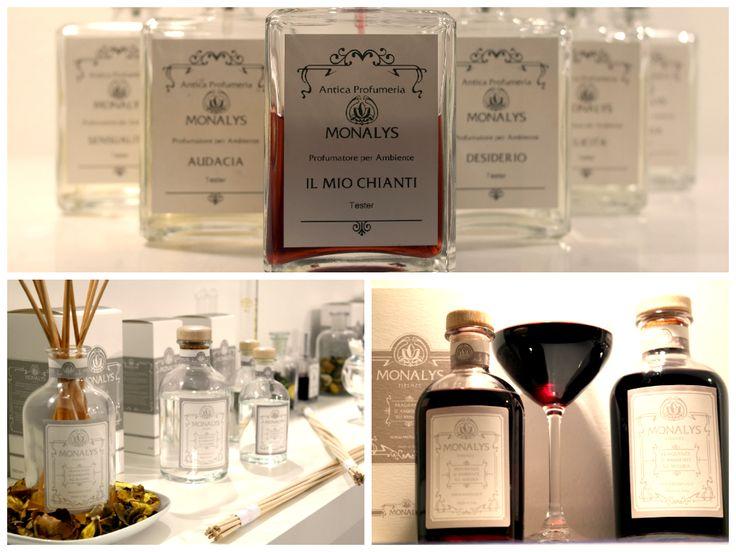 Un vero e proprio bar à parfum a disposizione dei nostri clienti per creare fragranze uniche e personalizzate.