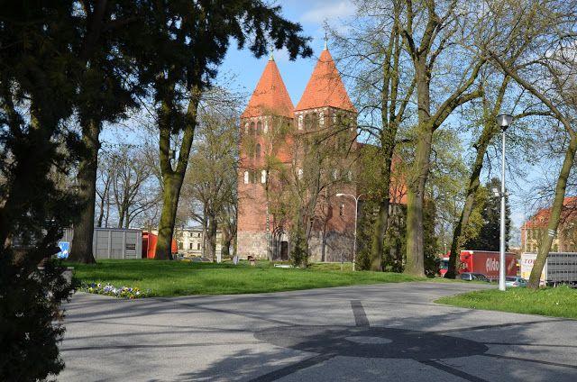 Kroniki Inowrocławskie: Zawsze odwiedzam to miejsce.......