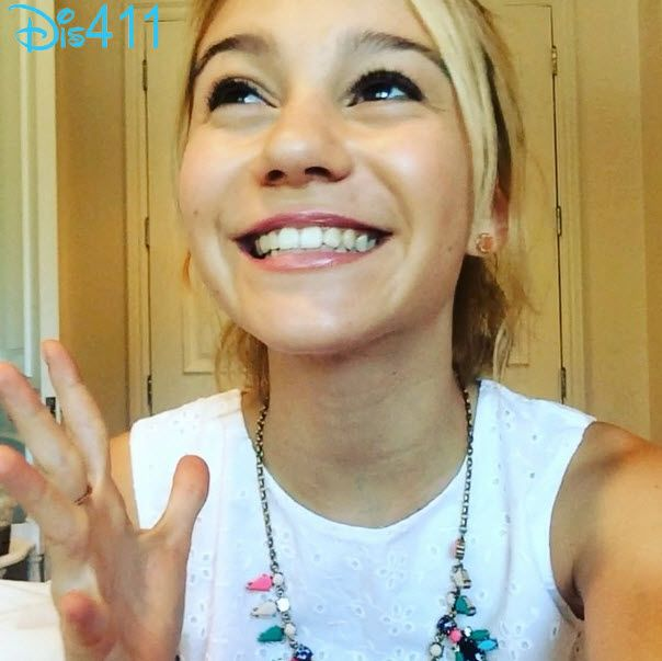 "Hear G Hannelius' Song ""Friends Do"" On ""Dog With A Blog"""