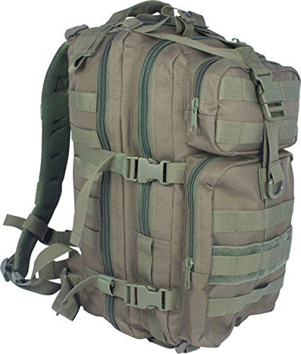 Viper Army Tactical Recon Bag MOLLE Backpack Hydration Rucksack Hiking 25l Olive