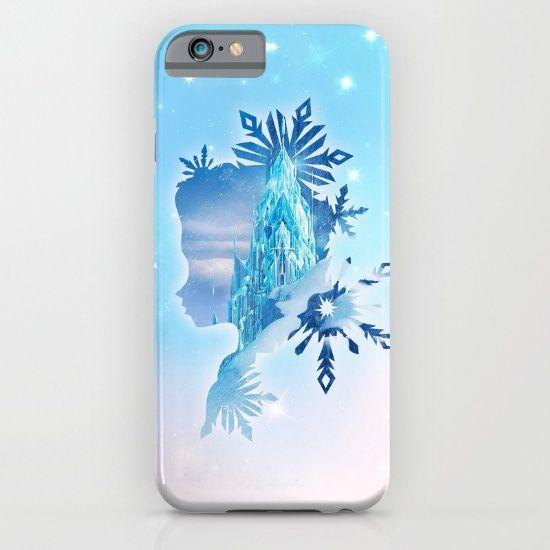 FROZEN - elsa iPhone & iPod Case