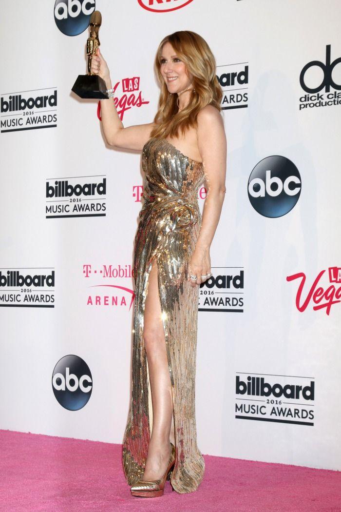 Celine Dion Dress Designer  Billboard Awards
