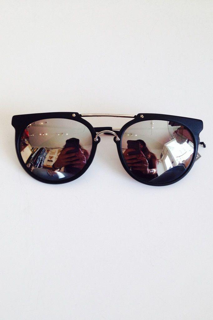 Stateline Matt Black Silver Mirror Sunglasses   endless summer    Sunglasses, Mirrored sunglasses, Ray ban sunglasses 77a5183b4e3