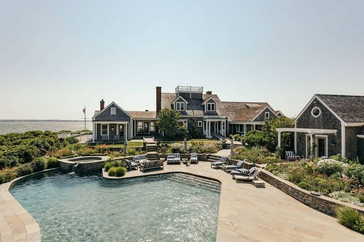 House in Nantucket, United States. Take a boat from Town ...