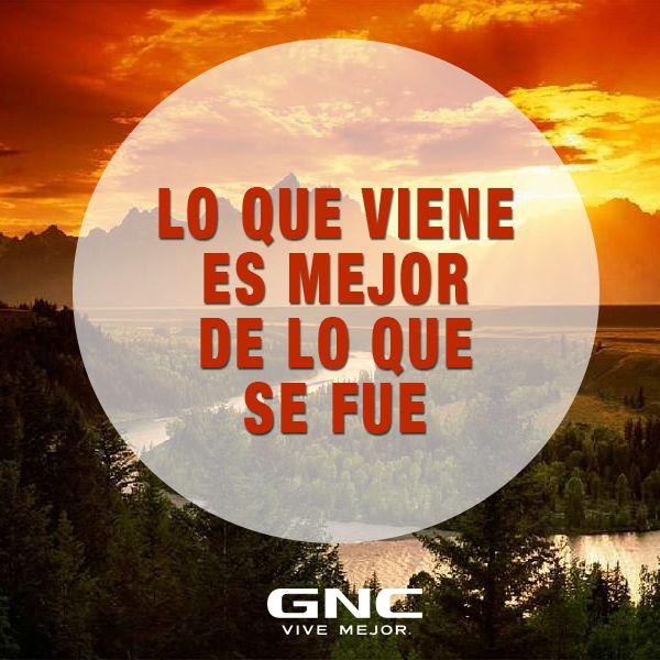 Nuevo día, habrá que disfrutarlo, ¿no? #Felizmartes #GNC #vivemejor #motivación