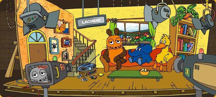 Lachgeschichten - Die Sendung mit der Maus - WDR Fernsehen
