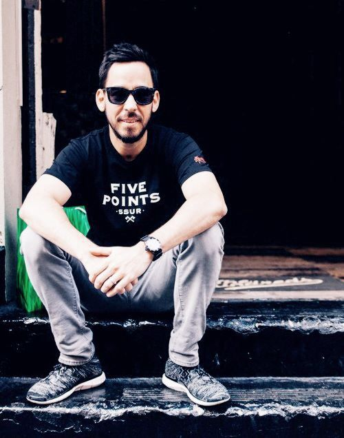 Mike Shinoda <3 <3 <3 - Linkin Park