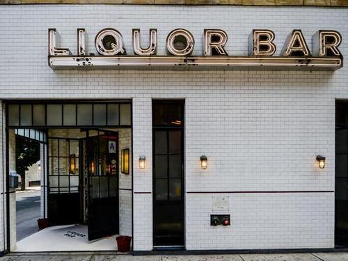 theblackworkshop:    Schiller's Liquor Bar