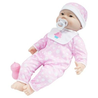 JC Toys Lots to Cuddle Babies 20 Soft Body Asian Baby Doll