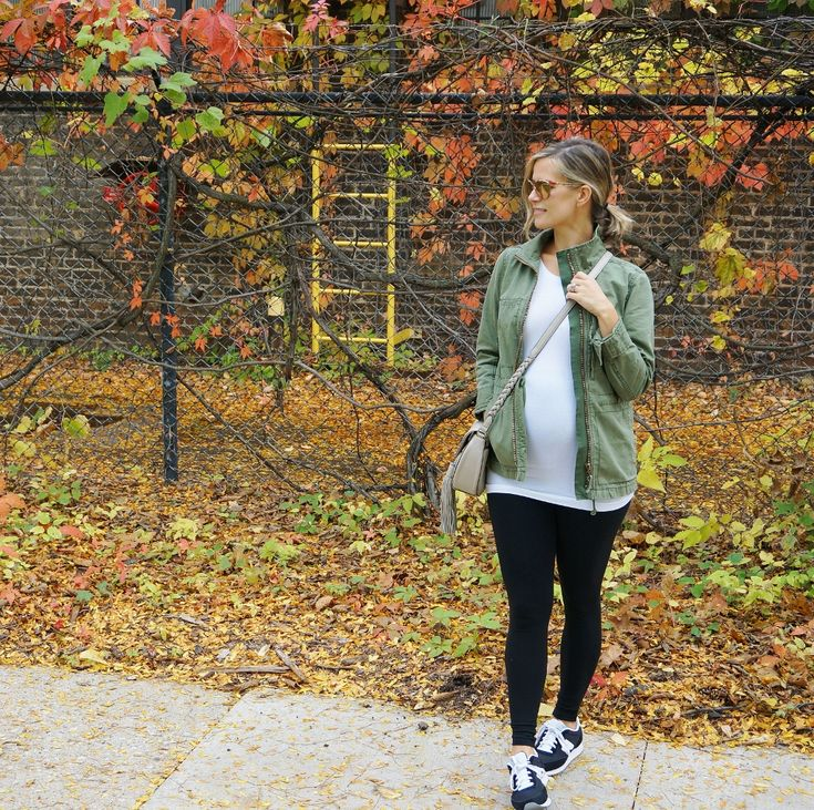 fall fashion // pregnancy style // dress the bump